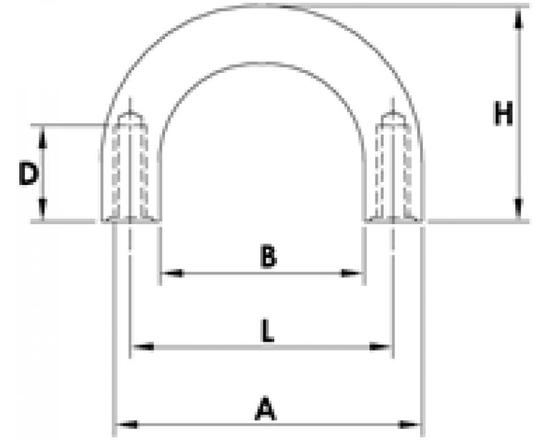 ALUMINUM EXTRUSION HANDLES-B5-003