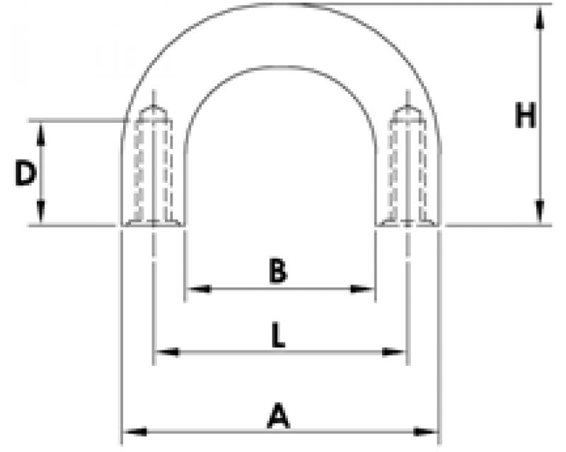 ALUMINUM EXTRUSION HANDLES-B5-002