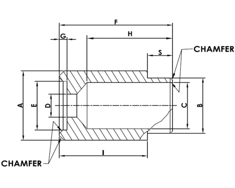 PANEL SCREW RETAINER STYLE 5 Metric Standard