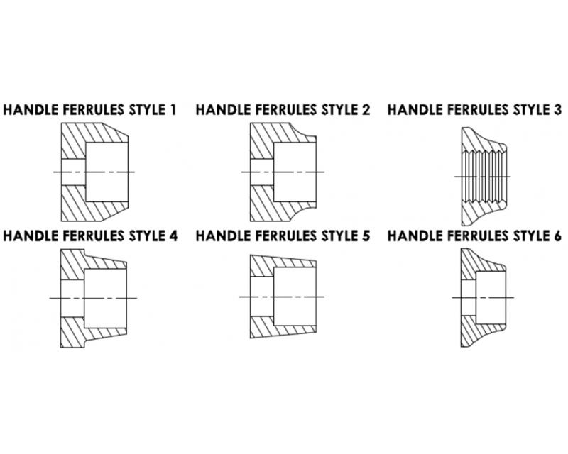 Foreword-Handle Ferrules